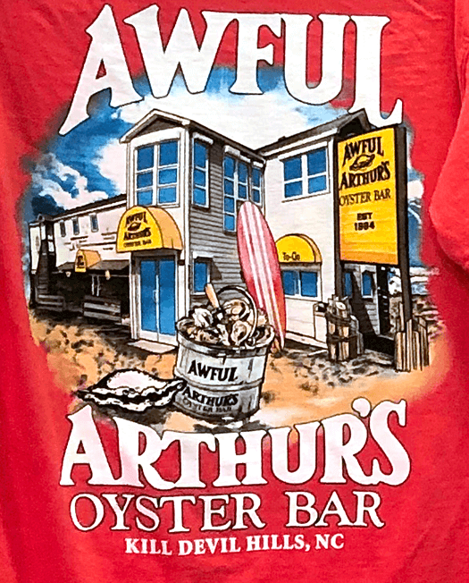 Awful Arthurs Branded Unisex Fun Building 2020 Shirt