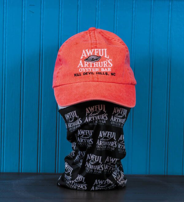 awfularthurs-baseballhat-red