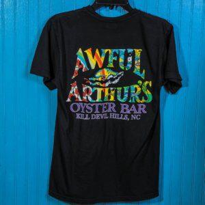 awfularthurs-rainbow-on-black-shirt
